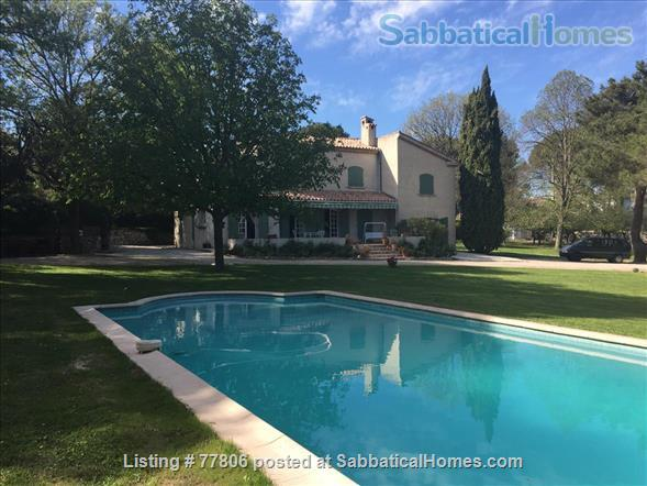 Fantastic house in Aix en Provence's country side! Perfect for a dream year in Provence!  Home Rental in Éguilles, Provence-Alpes-Côte d'Azur, France 1