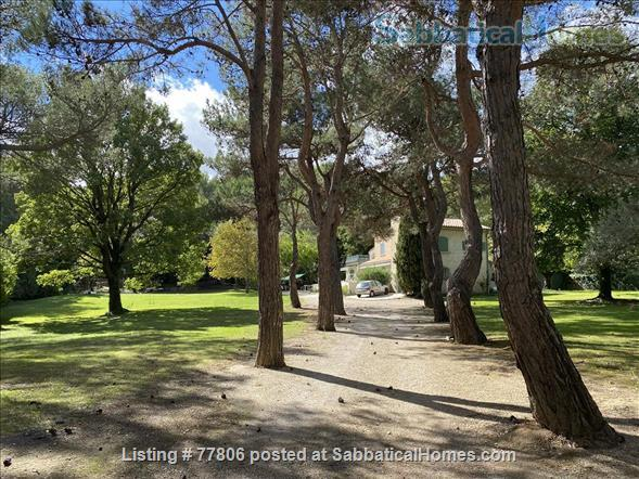 Fantastic house in Aix en Provence's country side! Perfect for a dream year in Provence!  Home Rental in Éguilles, Provence-Alpes-Côte d'Azur, France 0