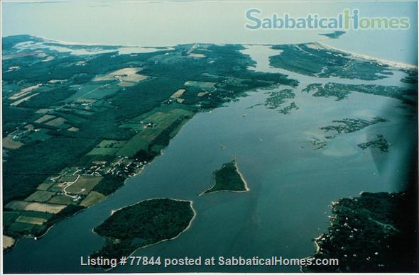 House on 28 acre Great Island ,Westport,  Massachusetts , USA Home Rental in Westport, Massachusetts, United States 1