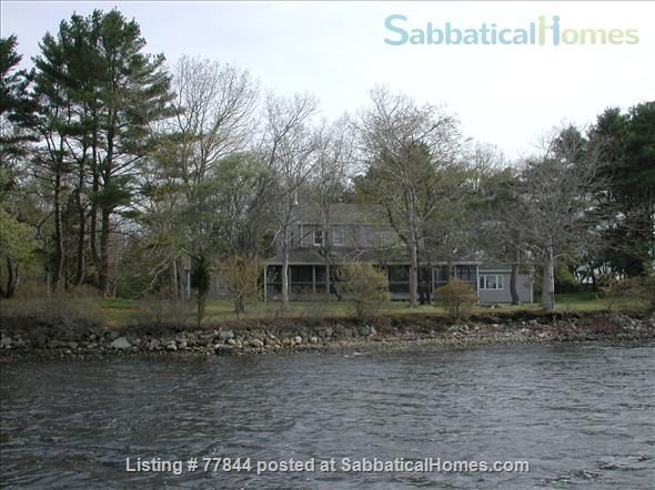 House on 28 acre Great Island ,Westport,  Massachusetts , USA Home Rental in Westport, Massachusetts, United States 0