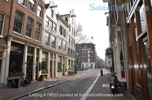 Charming 18th century appartment in Amsterdam centre Home Rental in Amsterdam, NH, Netherlands 9