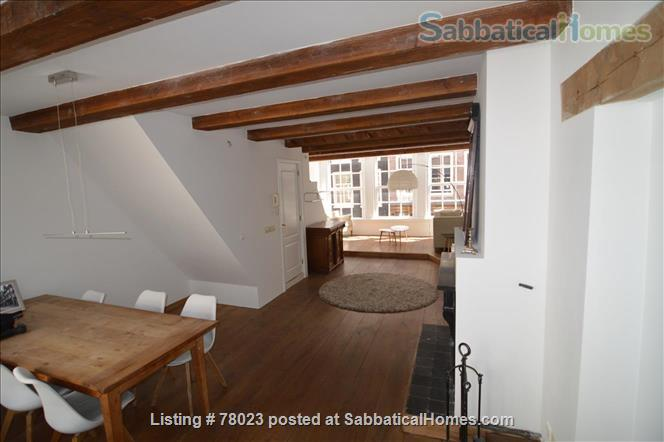Charming 18th century appartment in Amsterdam centre Home Rental in Amsterdam, NH, Netherlands 0