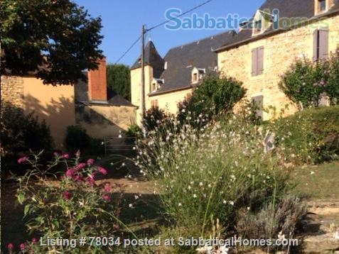 La Vieille Grange offers family accommodation in a converted stone barn in a pretty hamlet, Dordogne Valley  Home Rental in Masclat, Midi-Pyrénées, France 9