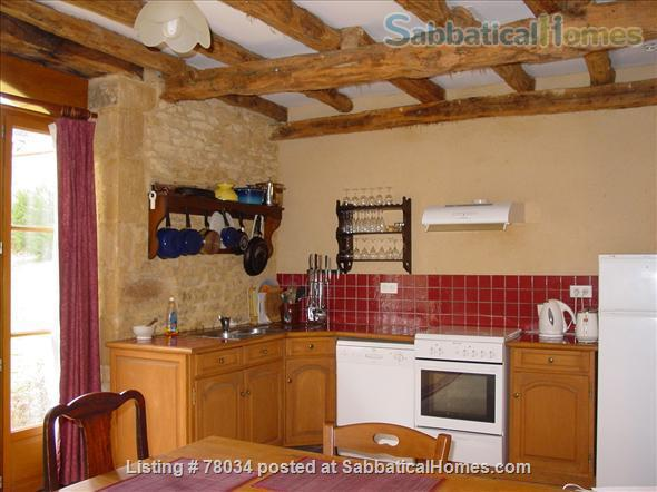 La Vieille Grange offers family accommodation in a converted stone barn in a pretty hamlet, Dordogne Valley  Home Rental in Masclat, Midi-Pyrénées, France 0