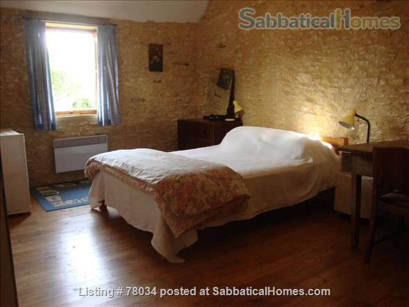 La Vieille Grange offers family accommodation in a converted stone barn in a pretty hamlet, Dordogne Valley  Home Rental in Masclat, Midi-Pyrénées, France 5