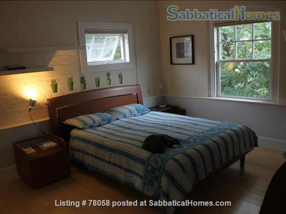 FURNISHED, one-of-a-kind 3BDR home in Inman Sq. with GARAGE and GARDEN Home Rental in Cambridge, Massachusetts, United States 7