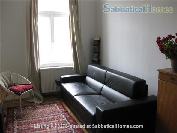 Apartment in 4th district Vienna Home Rental in Wien, Wien, Austria 1
