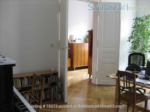 Apartment in 4th district Vienna Home Rental in Wien, Wien, Austria 2
