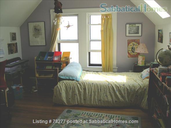 Lovely Somerville 4 BR Apartment near Harvard, Tufts, MIT Home Rental in Somerville, Massachusetts, United States 7