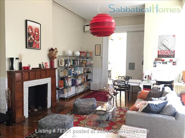 Terrific spacious, fully-furnished, center city apartment to sublet from June through December 2021 Home Rental in Philadelphia, Pennsylvania, United States 0