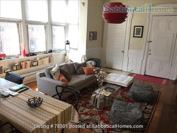 Terrific spacious, fully-furnished, center city apartment to sublet from June through December 2021 Home Rental in Philadelphia, Pennsylvania, United States 2
