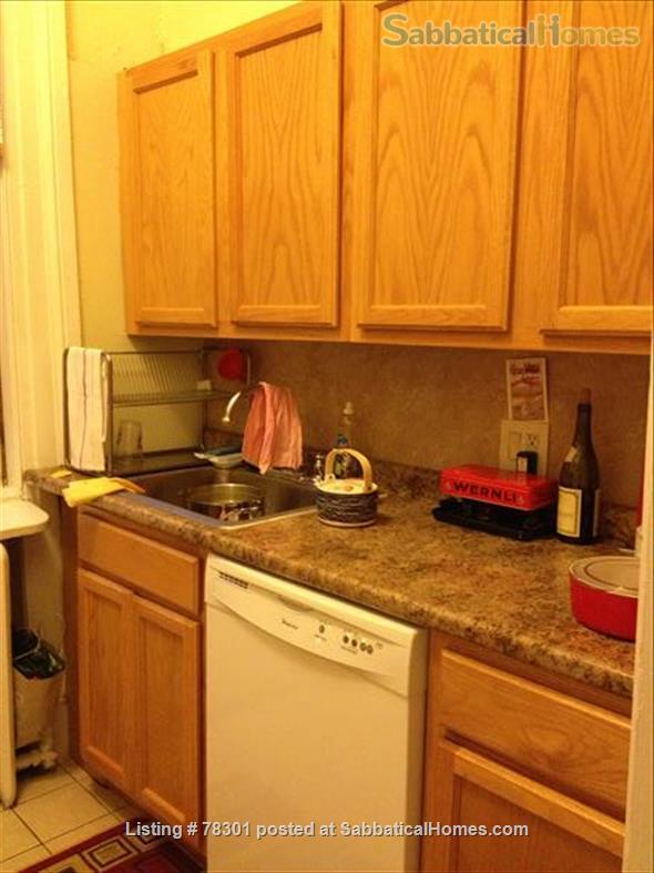 Terrific spacious, fully-furnished, center city apartment to sublet from June through December 2021 Home Rental in Philadelphia, Pennsylvania, United States 6
