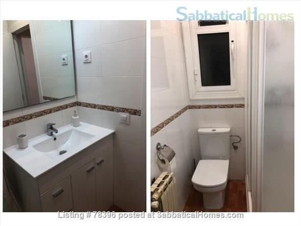 2 Bedroom Apart. Barcelona. 5 mins to UPF. Clean. Modern. Comfortable. Home Rental in Barcelona, Catalunya, Spain 6