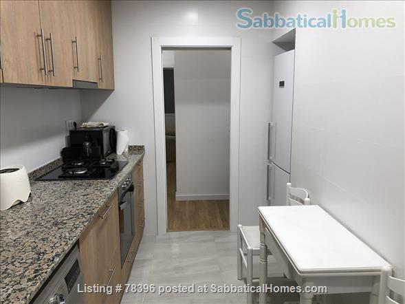 2 Bedroom Apart. Barcelona. 5 mins to UPF. Clean. Modern. Comfortable. Home Rental in Barcelona, Catalunya, Spain 0
