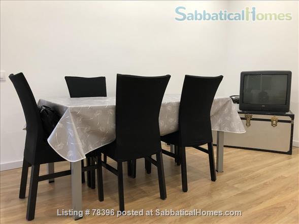 2 Bedroom Apart. Barcelona. 5 mins to UPF. Clean. Modern. Comfortable. Home Rental in Barcelona, Catalunya, Spain 2