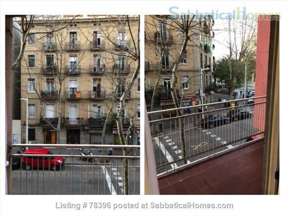 Furnished Apartment Barcelona. 5 mins walk to Pompeu Fabra University Home Rental in Barcelona, Catalunya, Spain 8