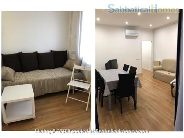 2 Bedroom Apart. Barcelona. 5 mins to UPF. Clean. Modern. Comfortable. Home Rental in Barcelona, Catalunya, Spain 3