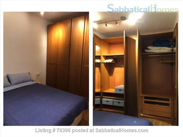2 Bedroom Apart. Barcelona. 5 mins to UPF. Clean. Modern. Comfortable. Home Rental in Barcelona, Catalunya, Spain 4