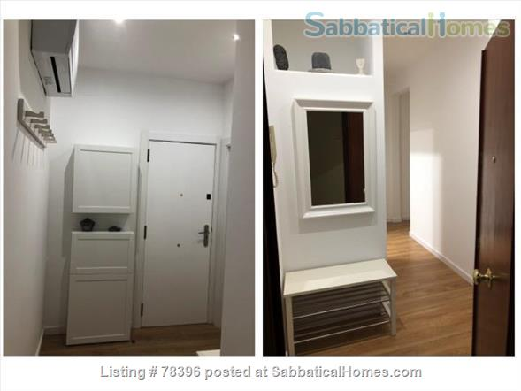 2 Bedroom Apart. Barcelona. 5 mins to UPF. Clean. Modern. Comfortable. Home Rental in Barcelona, Catalunya, Spain 5