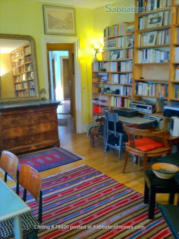BEAUTIFUL,  SPACIOUS, ONE-BEDROOM & 2 BATHS IN PRIME LOCATION Home Rental in Paris, Île-de-France, France 1