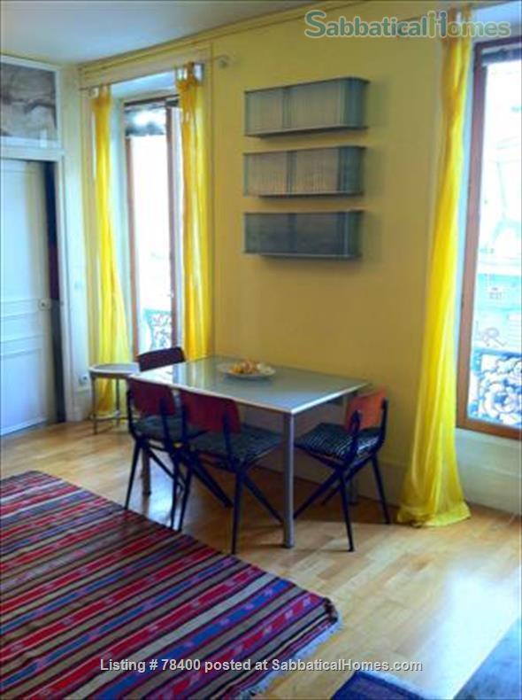 BEAUTIFUL,  SPACIOUS, ONE-BEDROOM & 2 BATHS IN PRIME LOCATION Home Rental in Paris, Île-de-France, France 2