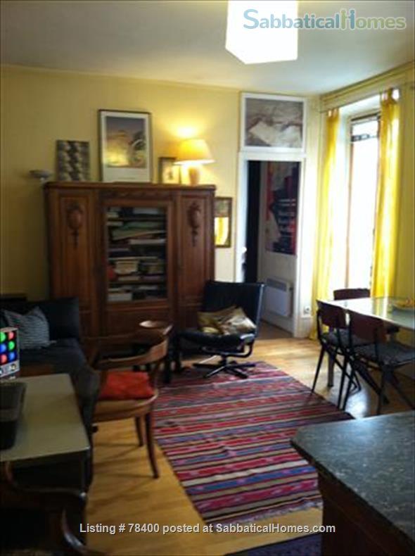 BEAUTIFUL,  SPACIOUS, ONE-BEDROOM & 2 BATHS IN PRIME LOCATION Home Rental in Paris, Île-de-France, France 3