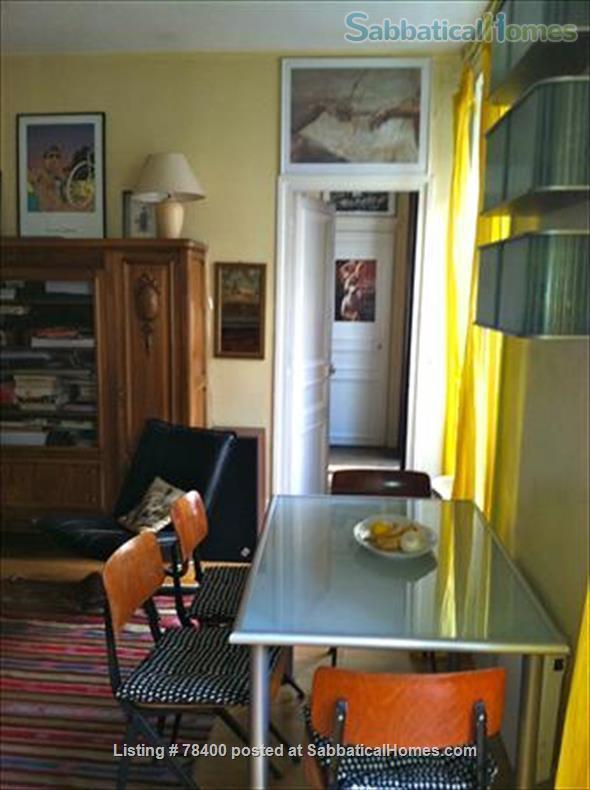 BEAUTIFUL,  SPACIOUS, ONE-BEDROOM & 2 BATHS IN PRIME LOCATION Home Rental in Paris, Île-de-France, France 5