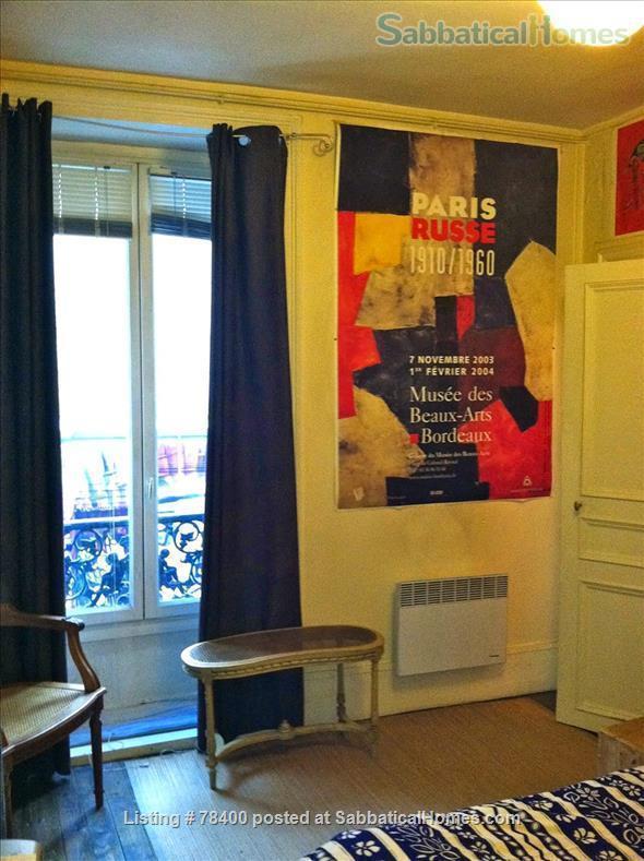 BEAUTIFUL,  SPACIOUS, ONE-BEDROOM & 2 BATHS IN PRIME LOCATION Home Rental in Paris, Île-de-France, France 6