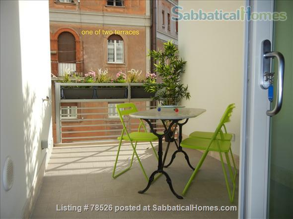 Modern all comforts 4 beds Trastevere very well connected Home Rental in Rome, Lazio, Italy 9