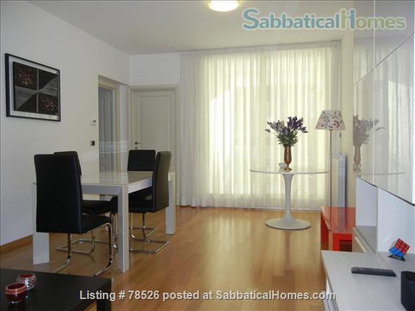 Modern all comforts 4 beds Trastevere very well connected Home Rental in Rome, Lazio, Italy 1