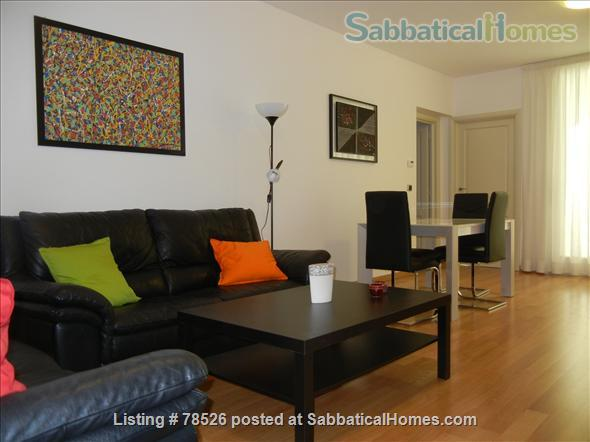 Modern all comforts 4 beds Trastevere very well connected Home Rental in Rome, Lazio, Italy 0
