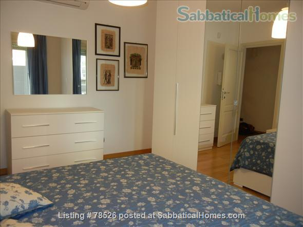 Modern all comforts 4 beds Trastevere very well connected Home Rental in Rome, Lazio, Italy 4