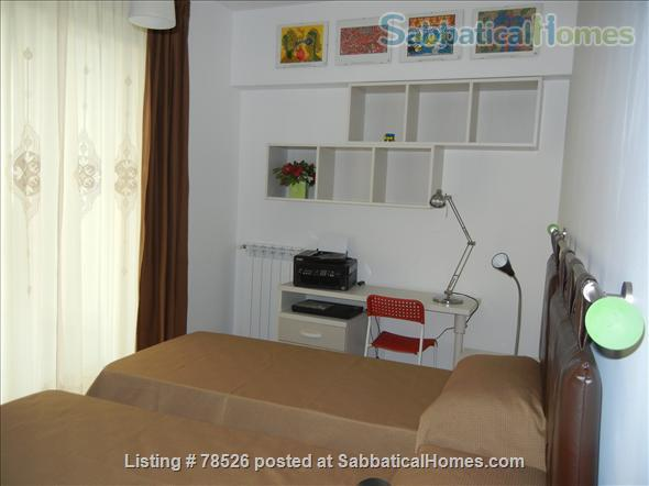 Modern all comforts 4 beds Trastevere very well connected Home Rental in Rome, Lazio, Italy 5
