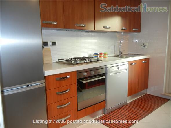 Modern all comforts 4 beds Trastevere very well connected Home Rental in Rome, Lazio, Italy 6