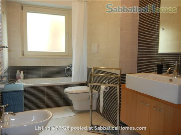Modern all comforts 4 beds Trastevere very well connected Home Rental in Rome, Lazio, Italy 7