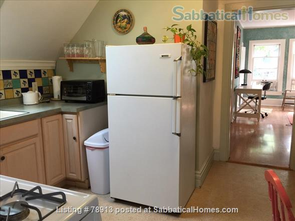 Charming Sunny second floor apartment Home Rental in Madison, Wisconsin, United States 0