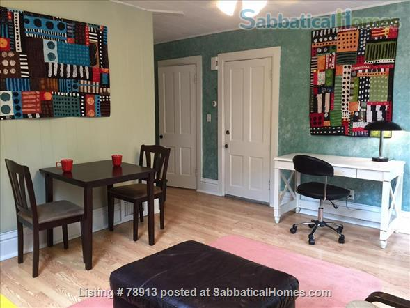 Charming Sunny second floor apartment Home Rental in Madison, Wisconsin, United States 4
