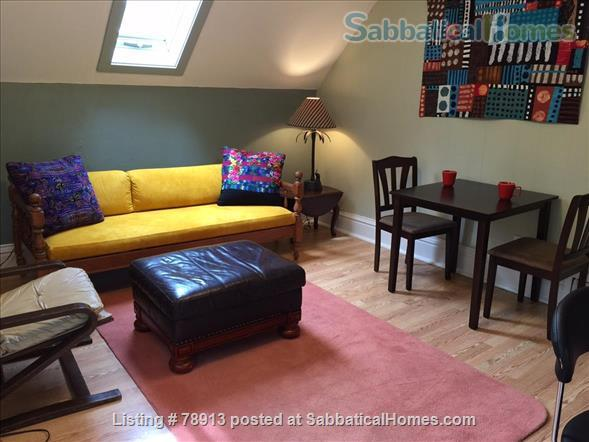 Charming Sunny second floor apartment Home Rental in Madison, Wisconsin, United States 5