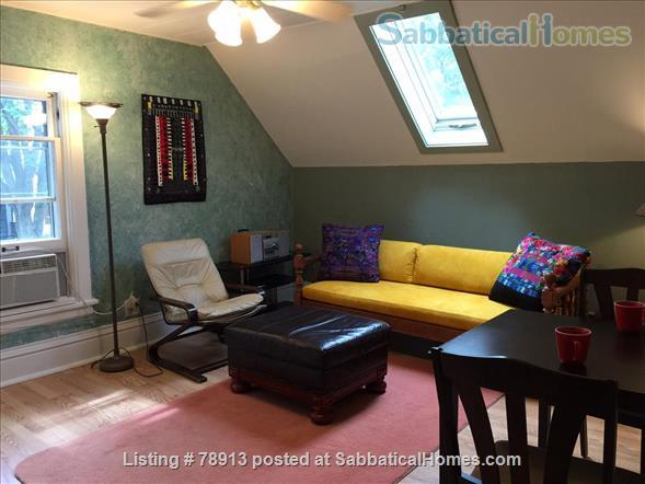 Charming Sunny second floor apartment Home Rental in Madison, Wisconsin, United States 6