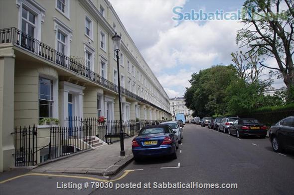 Charming Mansion Apartment In Notting Hill Gate- Holland Park Home Rental in Greater London, England, United Kingdom 2