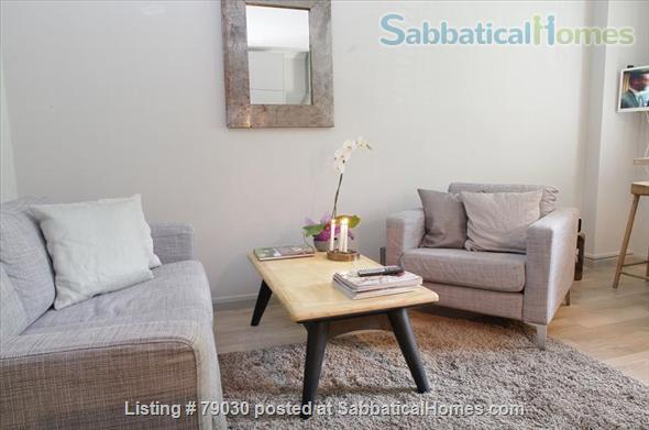 Charming Mansion Apartment In Notting Hill Gate- Holland Park Home Rental in Greater London, England, United Kingdom 1