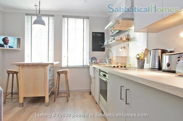 Charming Mansion Apartment In Notting Hill Gate- Holland Park Home Rental in Greater London, England, United Kingdom 3
