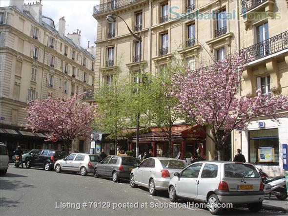Paris 17th Arr., France Home Rental in Paris, Île-de-France, France 0