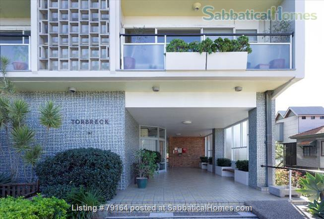 Brisbane apartment- Highgate Hill, Fully furnished 2Bed+study/3rd bedroom in Heritage listed Torbreck, Excellent access to UQ, QUT, Southbank and Hospitals Home Rental in Highgate Hill, QLD, Australia 9