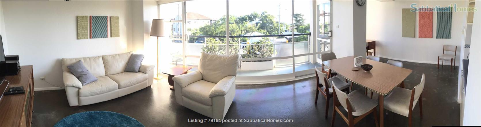 Brisbane apartment- Highgate Hill, Fully furnished 2Bed+study/3rd bedroom in Heritage listed Torbreck, Excellent access to UQ, QUT, Southbank and Hospitals Home Rental in Highgate Hill, QLD, Australia 1