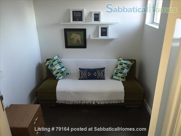 Brisbane apartment- Highgate Hill, Fully furnished 2Bed+study/3rd bedroom in Heritage listed Torbreck, Excellent access to UQ, QUT, Southbank and Hospitals Home Rental in Highgate Hill, QLD, Australia 5