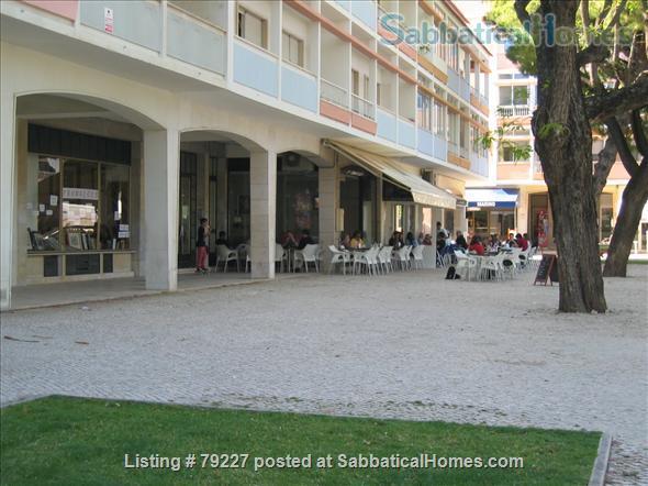 Very sunny apartment in Carcavelos Beach, between Lisbon and Cascais Home Rental in Carcavelos, Lisboa, Portugal 4