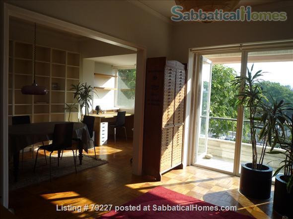 Very sunny apartment in Carcavelos Beach, between Lisbon and Cascais Home Rental in Carcavelos, Lisboa, Portugal 2
