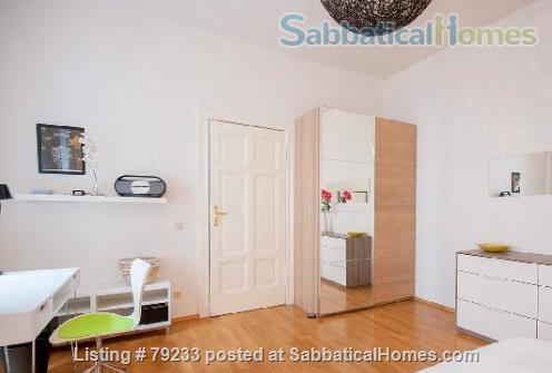 Berlin-Mitte: 2 Room-Apartment = Bedroom, Living, 1 Eat-in Kitchen, Bath Home Rental in Berlin, Berlin, Germany 5