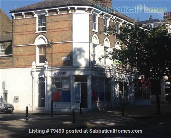 Light and Quiet Flat in Islington, Central London Home Rental in Greater London, England, United Kingdom 1